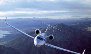 Gulfstream 550